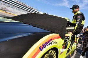 Paul Menard, Wood Brothers Racing, Ford Mustang Menards / Monster