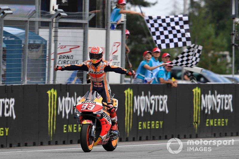 50. Gran Premio de la República Checa 2019 - Brno