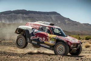 #306 X-Raid Team Mini JCW Team: Carlos Sainz, Lucas Cruz