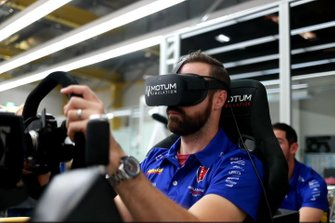 Motum Simulation at Walkinshaw Andretti United