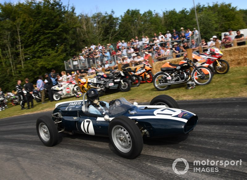 Cooper T54 Kimberley Special Anthony Fairburn