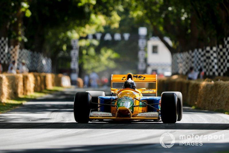 Benetton-Ford B191