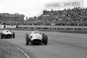 Juan Manuel Fangio, Maserati and Luigi Musso, Ferrari