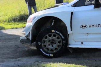 Craig Breen, Hyundai i20 Coupe WRC