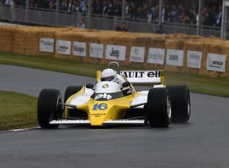 Рене Арну, Renault RE80