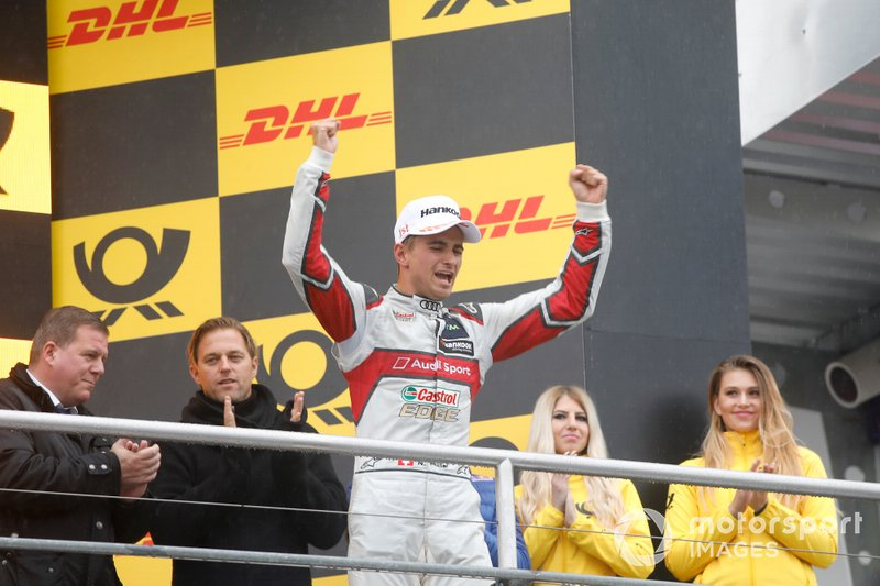 1. Nico Müller, Audi Sport Team Abt Sportsline
