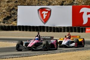 Jack Harvey, Meyer Shank Racing with Arrow SPM Honda, Ryan Hunter-Reay, Andretti Autosport Honda