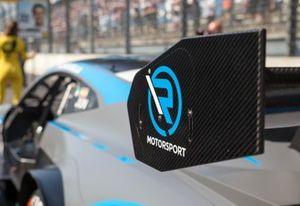 Car of Daniel Juncadella, R-Motorsport, Aston Martin Vantage AMR