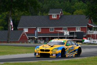 #96 Turner Motorsport BMW M6 GT3, GTD: Bill Auberlen, Robby Foley