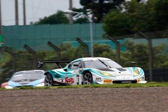 #2 CarsTokaiDream28 Lotus Evora MC: Kazuho Takahashi, Hiroki Kato, Hiroshi Hamaguchi