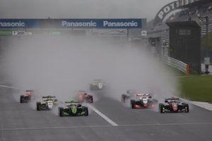 全日本F3選手権 第12戦スタート