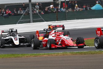 Marcus Armstrong, PREMA Racing, David Beckmann, ART Grand Prix en Juri Vips, Hitech Grand Prix