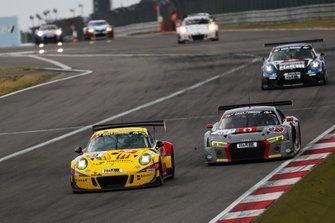 #66 Porsche 911 GT3 Cup MR: Thomas Kappeler, Willy Hueppi, Thomas Gerling