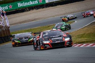 #10 Belgian Audi Club Team WRT Audi R8 LMS GT3: Rik Breukers, Oscar Tunjo