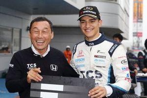 Алекс Палоу и Сатору Накаджима, TCS Nakajima Racing