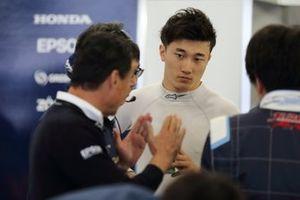 Тадасуке Макино, TCS Nakajima Racing