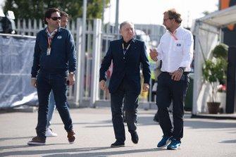 Jean Todt, Presidente, FIA