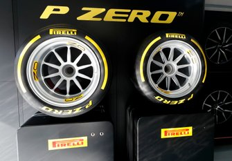 New 18 inch Pirelli tyres for 2020
