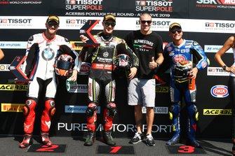 Tom Sykes, BMW Motorrad WorldSBK Team, Jonathan Jonathan Rea, Kawasaki Racing Team, Spies, Sandro Cortese, GRT Yamaha WorldSBK