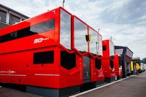 Motorhome Ferrari