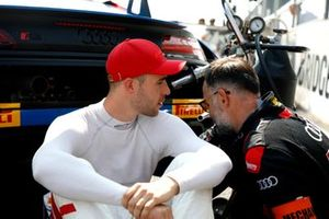 #25 Audi Sport Team WRT Audi R8 LMS GT3 Evo: Kelvin van der Linde