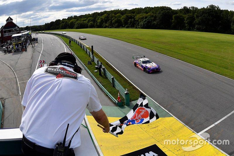 1. GTD: #33 Mercedes-AMG Team Riley Motorsports Mercedes-AMG GT3, GTD: Ben Keating, Jeroen Bleekemolen