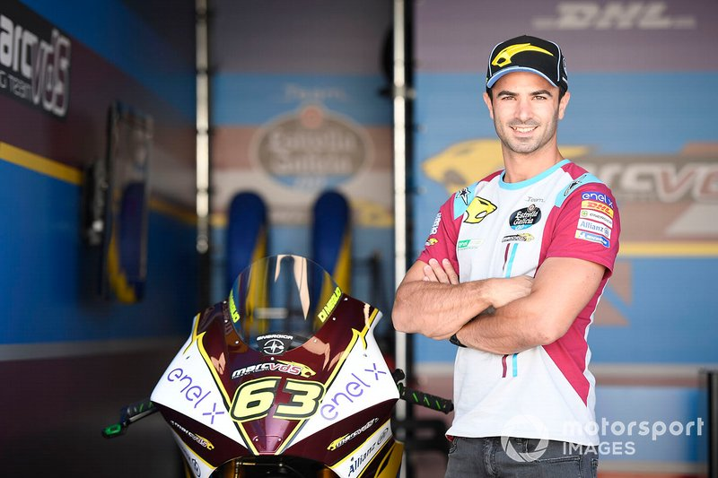 #63 Mike di Meglio, Marc VDS Racing