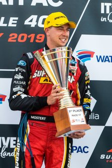 Third place Chaz Mostert, Tickford Racing Ford