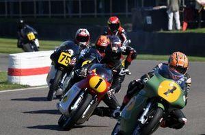 Barry Sheene Memorial Trophy Simpson Whitham MV Agusta
