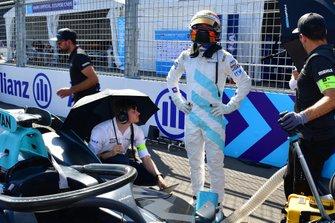Stoffel Vandoorne, HWA Racelab on the grid