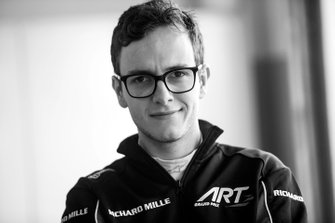 Anthoine Hubert, ART Grand Prix