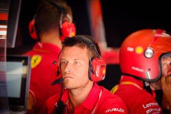 Ferrari çalışanları
