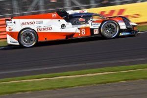 #8 Rebellion Racing Rebellion Toyota TS050 - Hybrid: Se?bastien Buemi, Kazuki Nakajima, Brendon Hartley