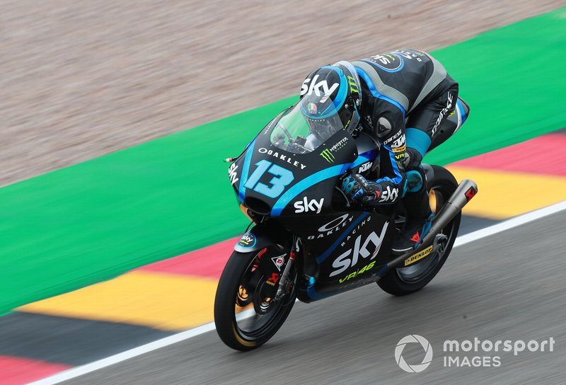 #13 Celestino Vietti, Sky Racing Team VR46
