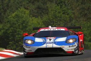 #66 Ford Chip Ganassi Racing Ford GT, GTLM: Joey Hand, Dirk Mueller