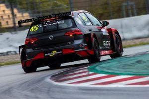 Gianni Morbidelli, WestCoast Racing Volkswagen Golf GTI TCR