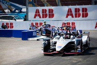 Sébastien Buemi, Nissan e.Dams, Nissan IMO1, Robin Frijns, Envision Virgin Racing, Audi e-tron FE05, Sam Bird, Envision Virgin Racing, Audi e-tron FE05