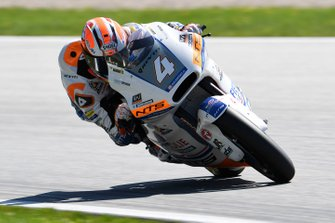 Steven Odendaal, RW Racing GP