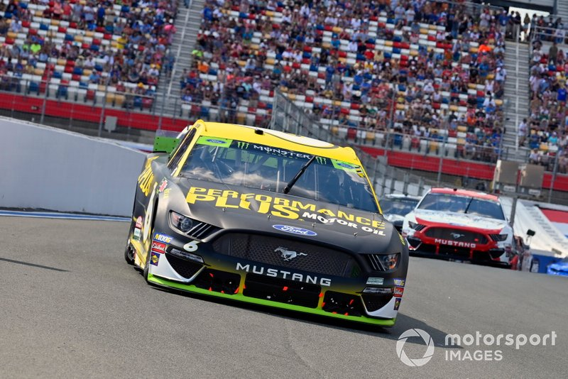 Ryan Newman, Roush Fenway Racing, Ford Mustang Performance Plus