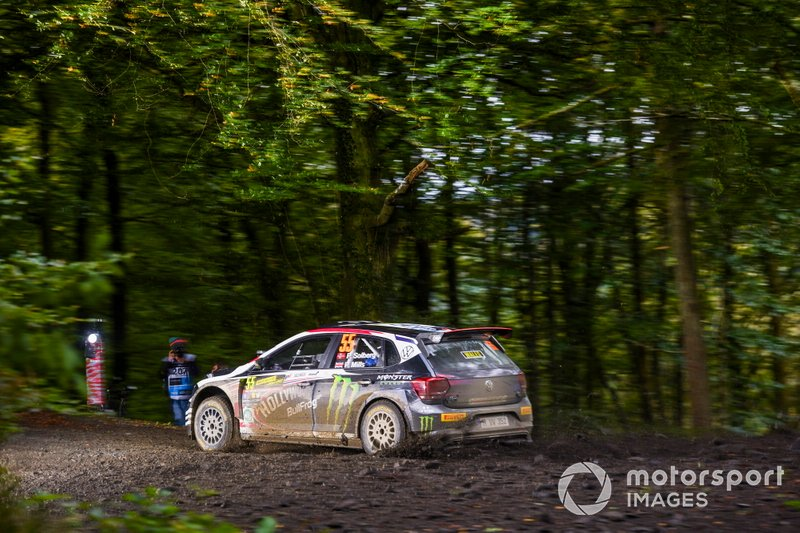 Petter Solberg, Phil Mills, Volkswagen Polo R5