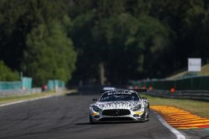 #74 Ram Racing Mercedes-AMG GT3: Remon Vos, Darren Burke, Tom Onslow-Cole, Remon Vos