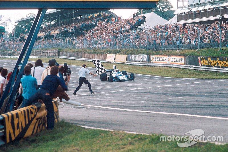 1974 Jody Scheckter, Tyrrell