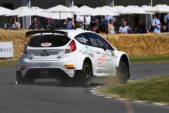 Ford Fiesta R5 Tom Williams