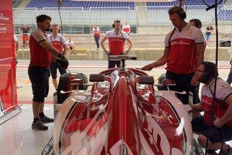 Marcus Ericsson, Alfa Romeo Racing C38