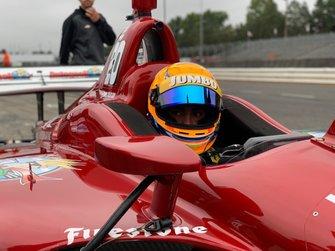 Rinus 'Veekay' van Kalmthout, Ed Carpenter Racing