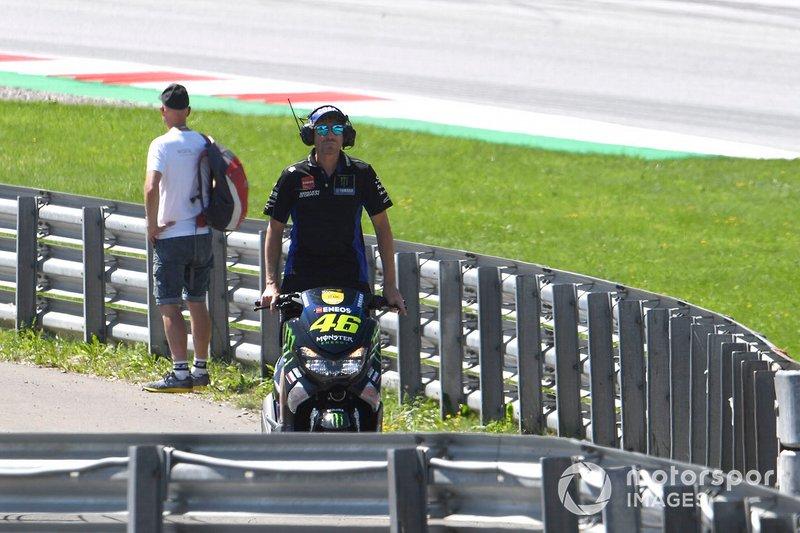 Idalio Gavira, Yamaha Factory Racing