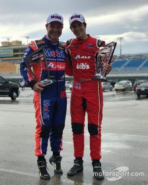 Rubens Barrichello e Dudu Barrichello