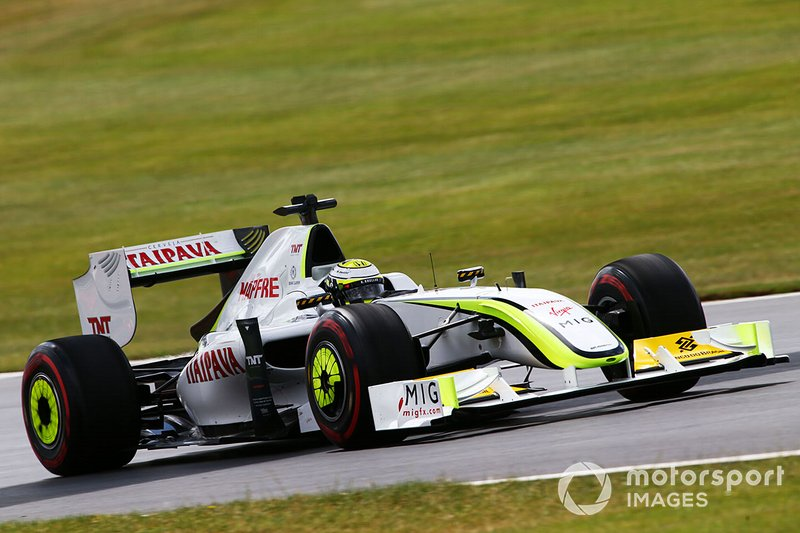 Jenson Button, Brawn BGP001