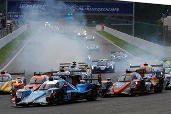 Nicolas Lapierre, Antonin Borga, Oreca 07 COOL Racing