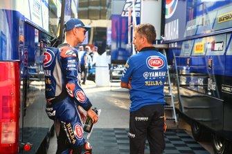 Michael van der Mark, Pata Yamaha, Les Pearson